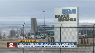 Employees React To Baker Hughes Layoff