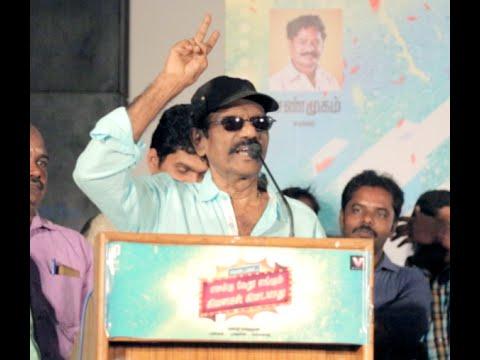 Goundamani Funny Speech   Audio Release   Tamil The Hindu