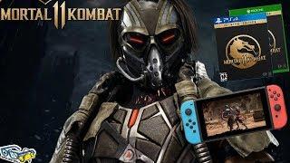 MK11: Es el mejor y peor juego de MK (+ Revisemos PS4 y Switch) | SQS