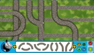 Thomas and Friends Track Builder Game  For Kids 2016