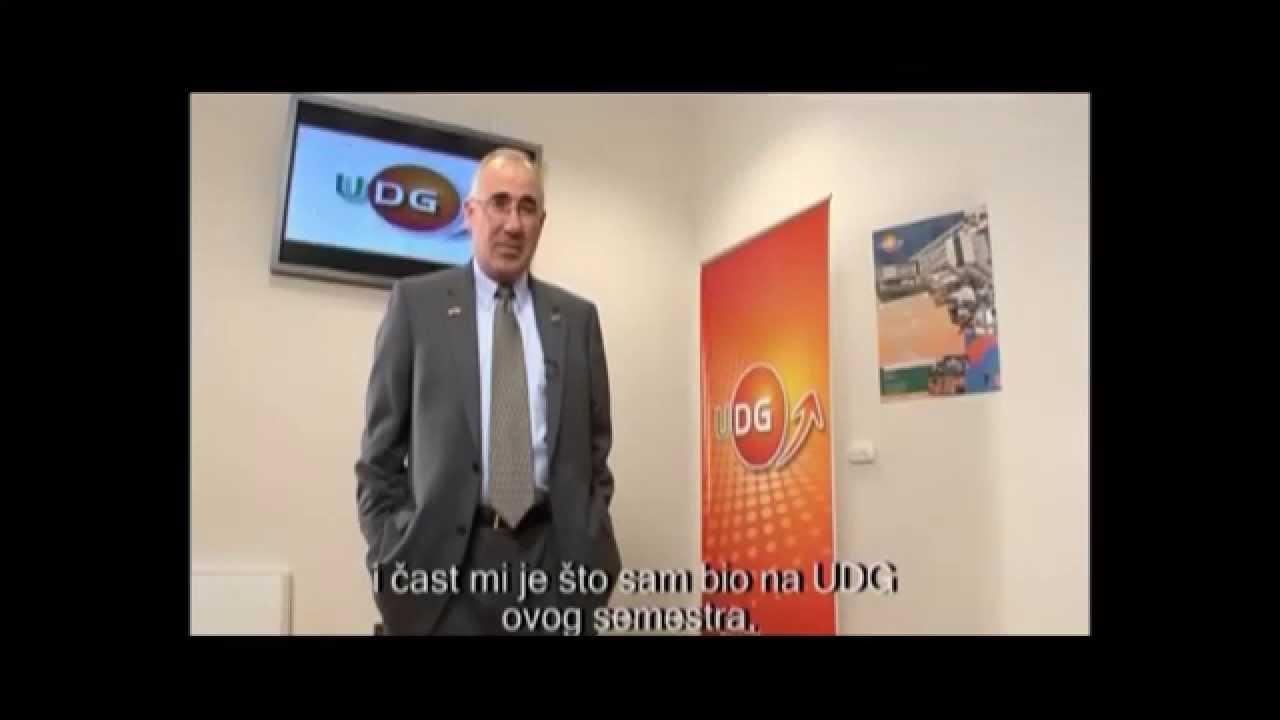 Univerzitet Donja Gorica Podgorica Udg Univerzitet Donja Gorica
