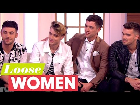 Union J Reveal New Band Member And Discuss George Shelley's Exit | Loose Women