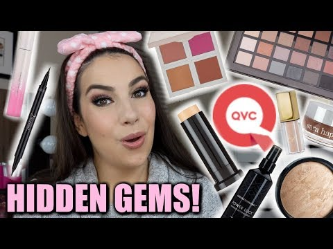 FULL FACE OF MAKEUP FROM QVC   Lots of Reviews