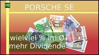 Dividendenstrategie - Informationsvideo mit der Firma PORSCHE SE.