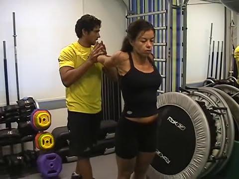 Treinamento Feminino - (www.edsonramalho1.com.br) - Treinamento Funcional de Resultados®