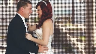 Hardesty Arts Center & Jazz Hall of Fame wedding {Tulsa wedding video}