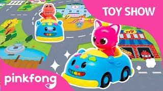 Pinkfong Baby Shark Melody Car | Pinkfong Toy Show | Pinkfong Toys for Children