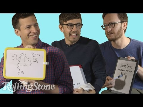 The Lonely Island Play The Newlywed Game