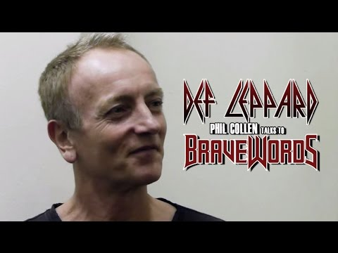 BraveWords.com talks to DEF LEPPARD's Phil Collen (July 16th 2012)