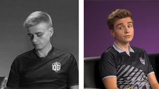 #OGinterview Before Winning TI8 vs Before TI9 [Secrets revealed]