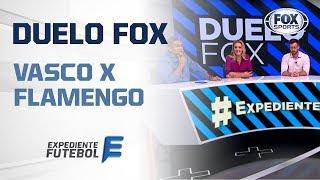 DUELO FOX! VASCO X FLAMENGO