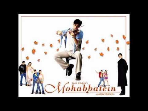 Mohabbatein | Humko Humise Chura Lo | Instrumental