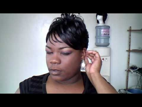 Short 27 Piece Weave Hairstyles