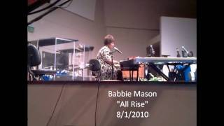 Watch Babbie Mason All Rise video