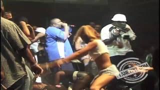 Throwback!! 2002-Rick Ross & Trina performing @ Billboard Live-Miami, FL