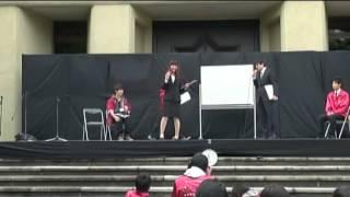 「WAK×早稲田祭ナビ!」
