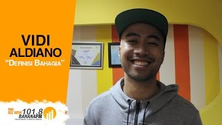 "download lagu Vidi Aldiano - ""definisi Bahagia"" On Bahana Fm gratis"