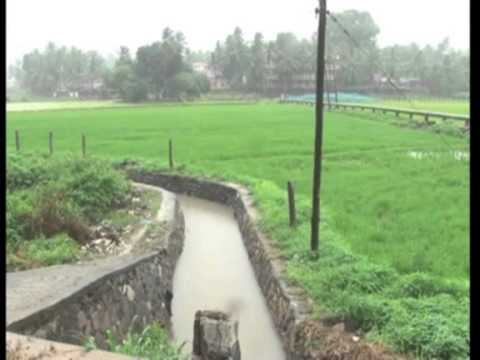 03 june, 2013 - Heavy rains lash southern India, as monsoon arrives