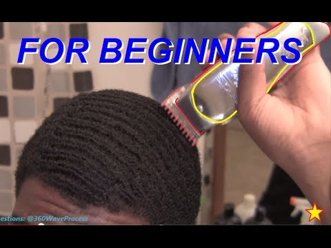 How To Cut Your own Hair - First Time Guide! 2014