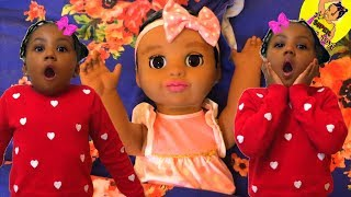 Pretend Play with Baby Doll Kids Toys