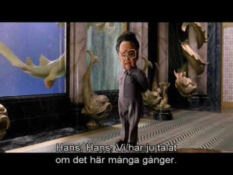 Kim Jong Il in Team America - Hans Blix