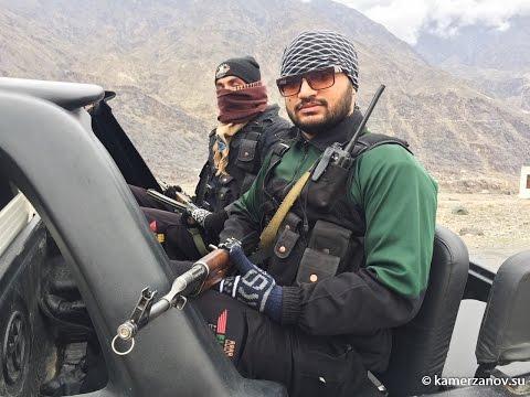 Дорога по опасному Пакистану. Репортаж для канала Россия