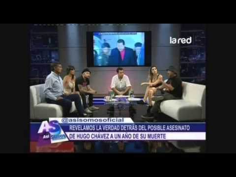 Salfate revela la verdad tras la muerte de Hugo Chávez tras un año de su fallecimiento