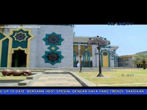ᴴᴰ Berita Islami Masa Kini ~ Sejarah Berdirinya Masjid Jakarta Islamic Center 4 September 2015