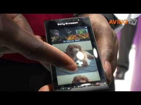 [No-Edit MWC 2009] Sony Ericsson to unveil its  I DOU