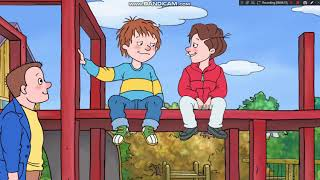Horrid Henry And The Red Roof Gang | season 5 Episode 10 | TEENIZEO NCO [HHFE]
