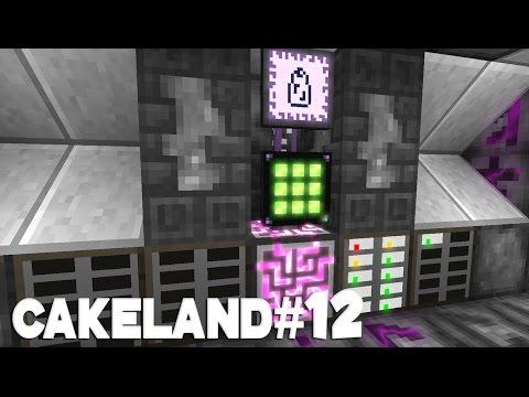 CakeLand FTB #12: Автоматизация Таумкрафта и Челлендж на 5 боссов!