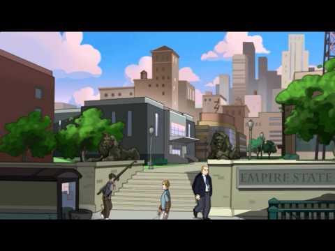 O Espetacular Homem-Aranha 1x01 - Sobrevivência do Mais Forte  HD
