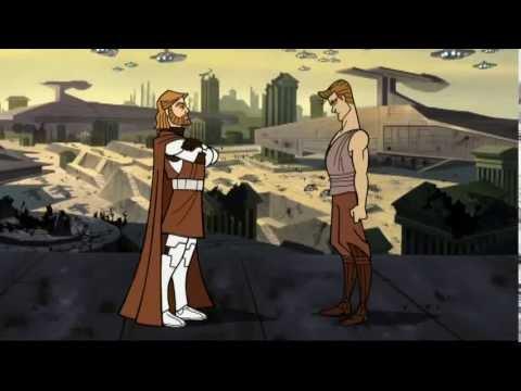 Star Wars las guerras clon capitulo 20 25 latino