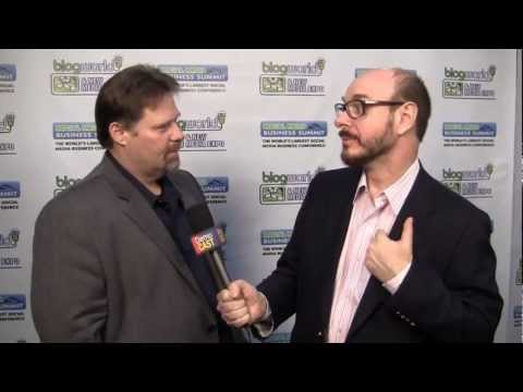 Issues between new-media and old-media- Rick Calvert, founder, BlogWorld NewMediaExpo