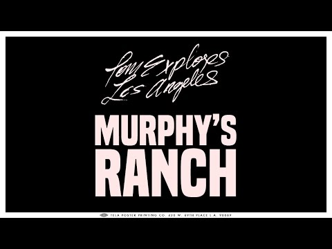 Murphy Ranch – Abandoned Nazi Compound | ep. 13 | Tom Explores Los Angeles