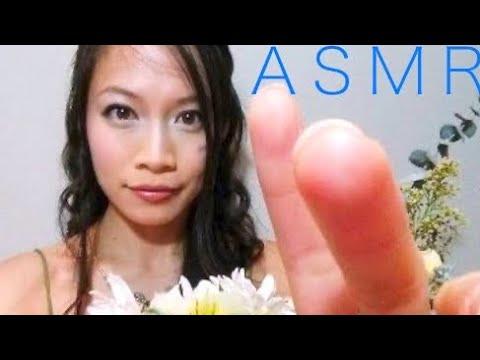 ASMR Shamanic Healing Roleplay using Plants, Flowers and Nature ~ Fairy Language