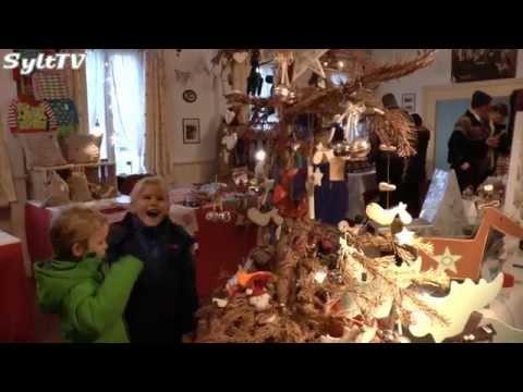 Adventsstübchen und Scheunenmarkt auf Sylt