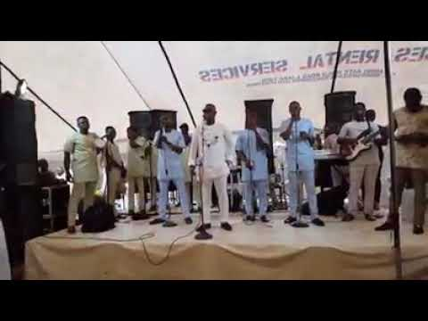 Dare melody Tribute to Olusho CCC Jesu go parish Ikorodu