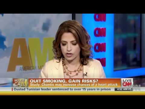 Pfizer Anti-Smoking Drug Linked to Heart Attacks and Suicide