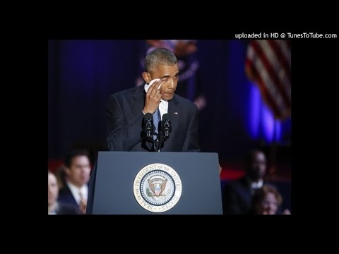 SBS Amharic :President Obama Delivers Farewell Address - Yes, We Can, Yes We Did