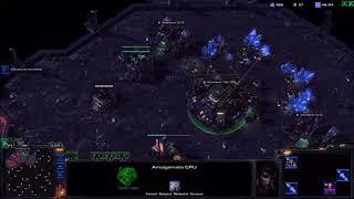 StarCraft 2 Melee Mod: Infested Terran Race