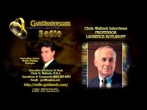 GSR interviews Prof LAURENCE KOTLIKOFF - July 16, 2014