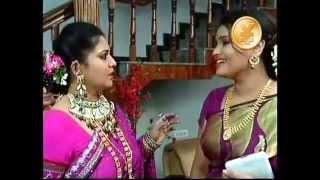 Serial Actress Unseen Navel Show
