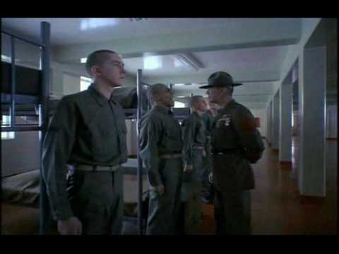 Best Of Full Metal Jacket - Boot Camp basic Training video