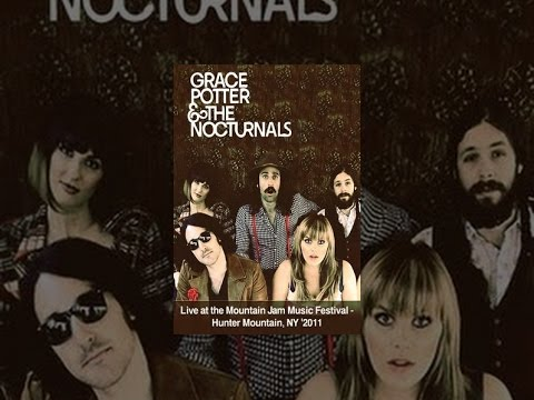 Grace Potter & the Nocturnals - Live at the Mountain Jam Festival