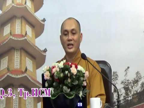 Phật tử tại gia 61: Trách Nhiệm Hộ Trì Pháp Bảo (phần 1)