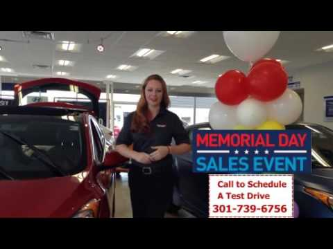 Memorial Day Sales Event 2016- Massey Hyundai Hagerstown MD