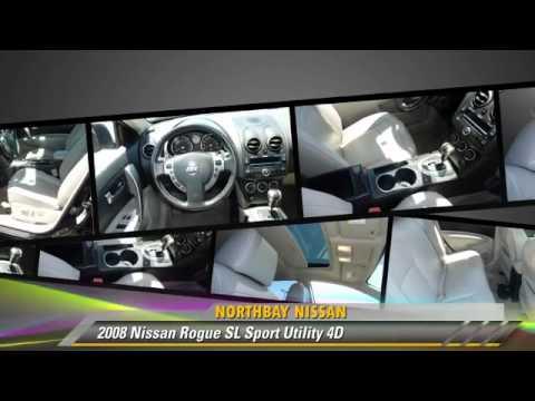 2008 Nissan Rogue SL – Northbay Nissan, Petaluma