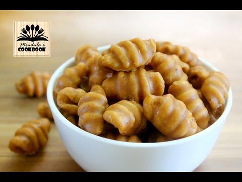 Sweet shells / gavvalu recipe