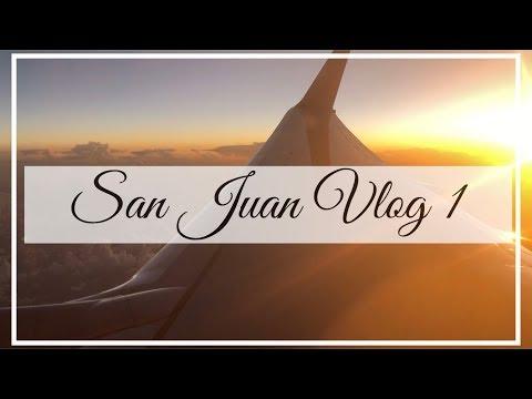 San Juan, Puerto Rico | Travel Vlog 1